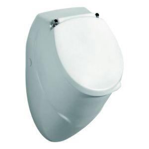 Urinal Komplett-Set, mit Deckel