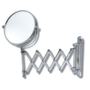 Ausziehbarer Kosmetikspiegel
