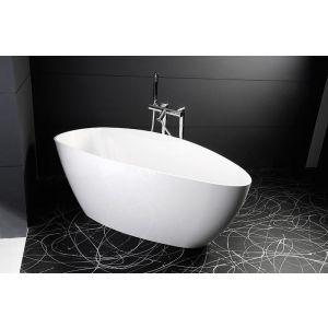 Freistehende Badewanne Rita XL 170x70