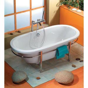 Freistehende Badewanne Matrix C 175x80x46