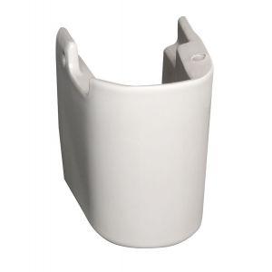 Keramik Halbsäule für Waschtisch Babel