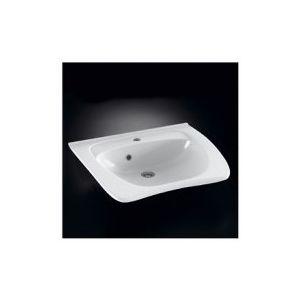 Waschtisch MNC ergonomisch aus Keramik 60x48,7 cm